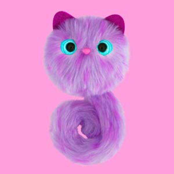Plush Interactive Toys-toys-hundredfeel.com-PURPLE-hundredfeel
