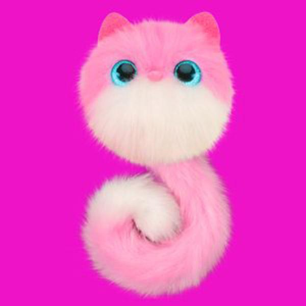 Plush Interactive Toys-toys-hundredfeel.com-PINK-hundredfeel