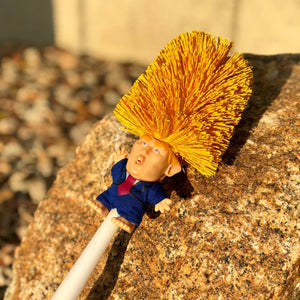 Donald Trump Toilet Bowl Brush Gag Gift-home&kitchen-hundredfeel-hundredfeel