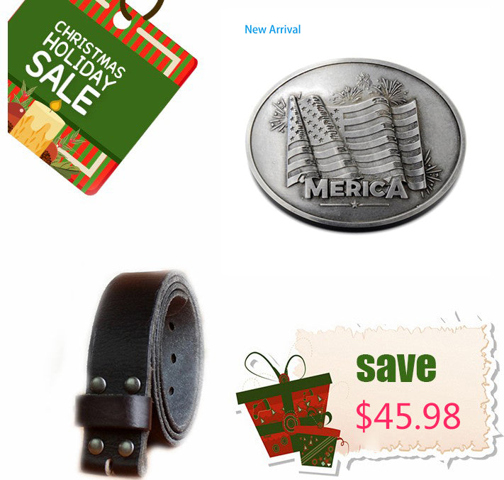 Hot Fashion Newest Beer Buckle Holds A Bottle Or Can Hands Free-home&kitchen-hundredfeel-Save $45.98👉Merica+Belt(Black)-hundredfeel