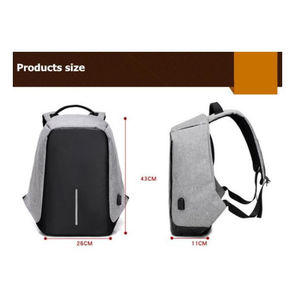 Multifunctional Anti-theft Backpack-ACCESSORIES-hundredfeel.com-hundredfeel