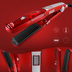 Nano Silver Steam Hair Straightener-beauty-hundredfeel.com-hundredfeel