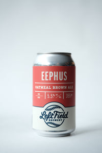 Eephus Oatmeal Brown Ale