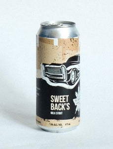 Sweetback's Stout
