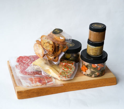 Charcuterie Board Set for 2-3