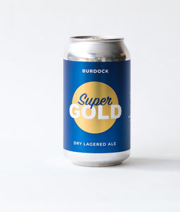 Super Gold Lagered Ale