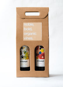 Noble, Bold, Organic Vines - Pinuaga Gift Box