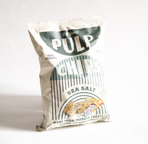 Sea Salt Pulp Chips