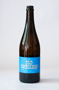 No Worry Blended Saison