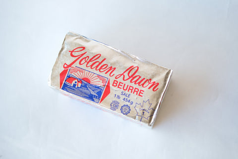 Golden Dawn Salted Butter