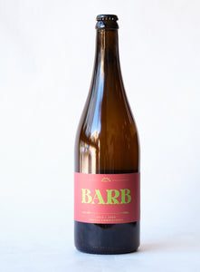 Barb, Bottled Conditioned Saison