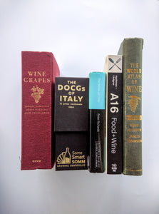 The DOCGs of Italy Wine Cards
