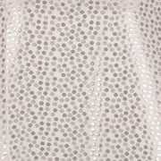 Jacquard Fabric Design # 1007 - Pure White - Per Yard