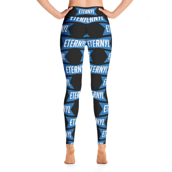 Chevron Yoga Leggings - Eternyl - Brand - Apparel