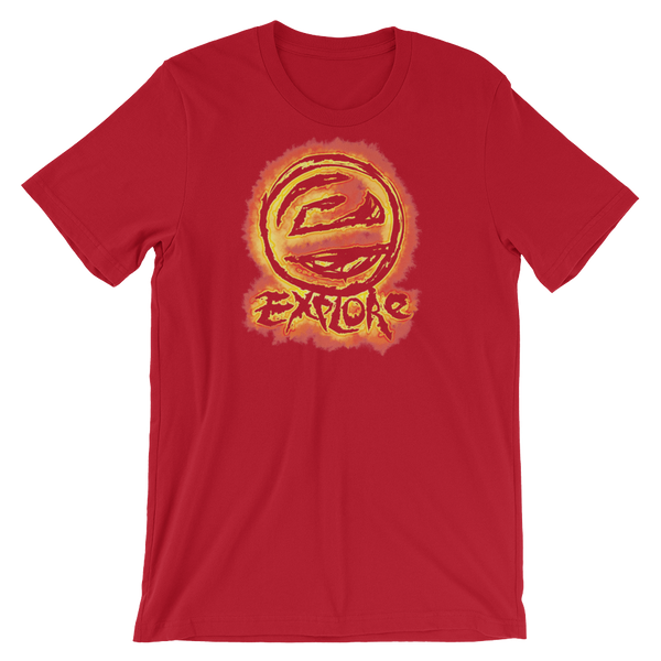 Explore E Logo Burst - Eternyl - Brand - Apparel