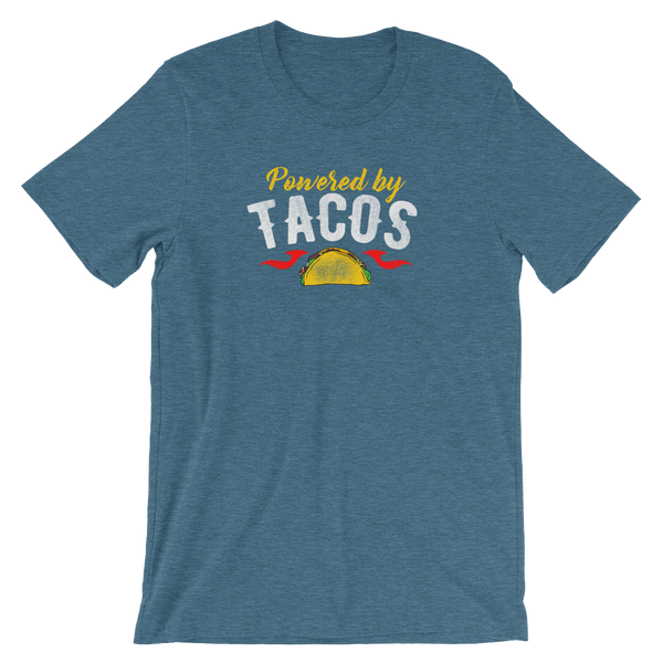 Powered by Tacos - Eternyl - Brand - Apparel