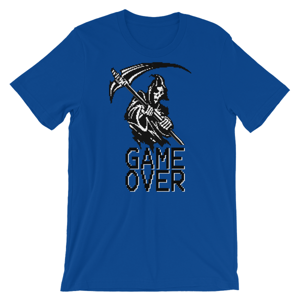 Game Over Pixel Reaper - Eternyl - Brand - Apparel