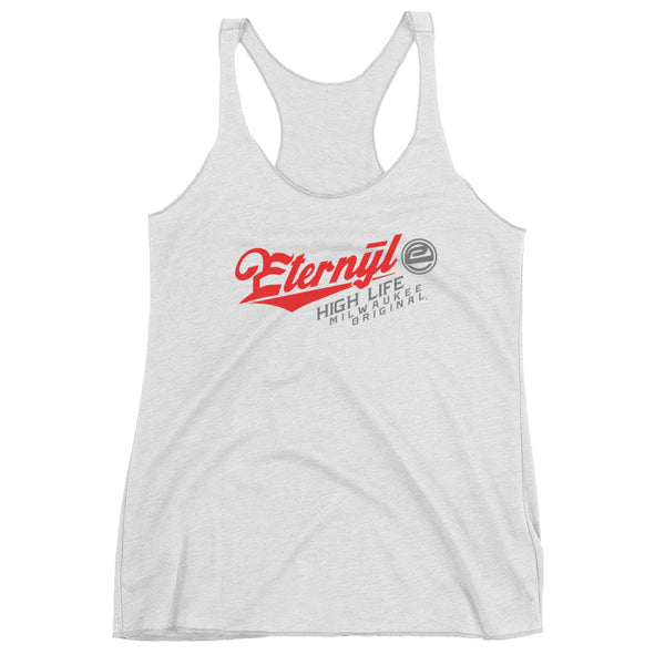 High Life Racerback Tank - Eternyl - Brand - Apparel