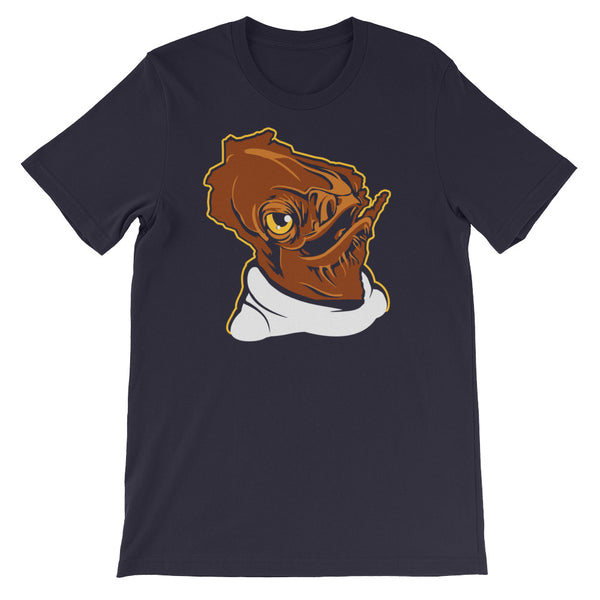 Wisconsin Ackbar Head - Eternyl - Brand - Apparel