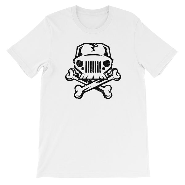 Jeep Skull Crossbones - Eternyl - Brand - Apparel