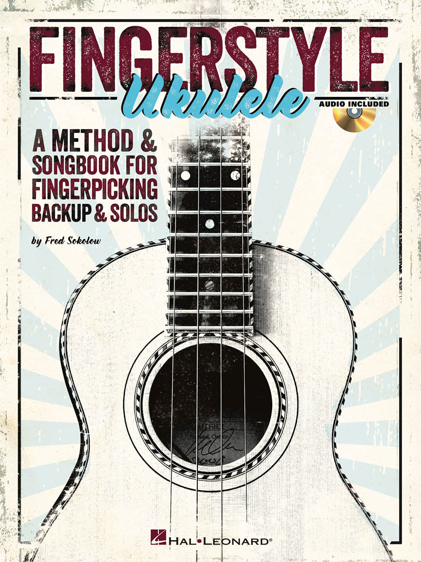 FINGERSTYLE UKULELE A Method & Songbook for Fingerpicking Backup & Solos