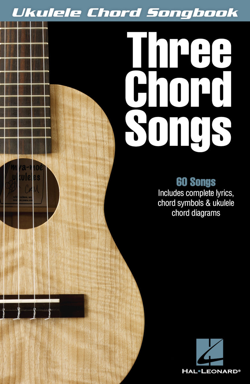 The Three Chord Songs Book