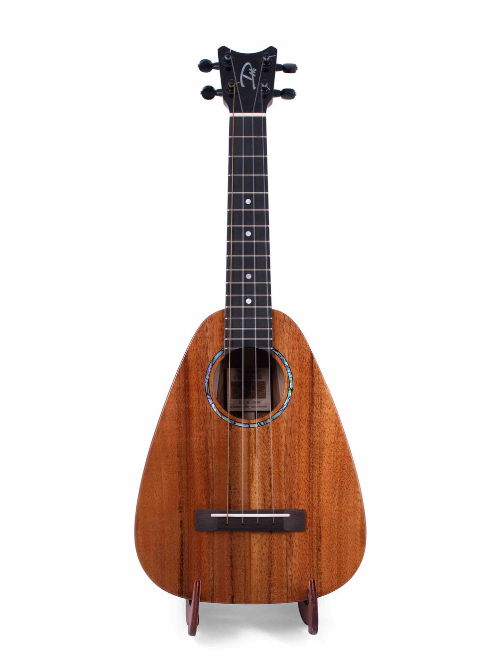"Romero Creations ST Concert Ukulele Pack Solid Koa RC-ST-K ""Splinter"" Daniel Ho Model"