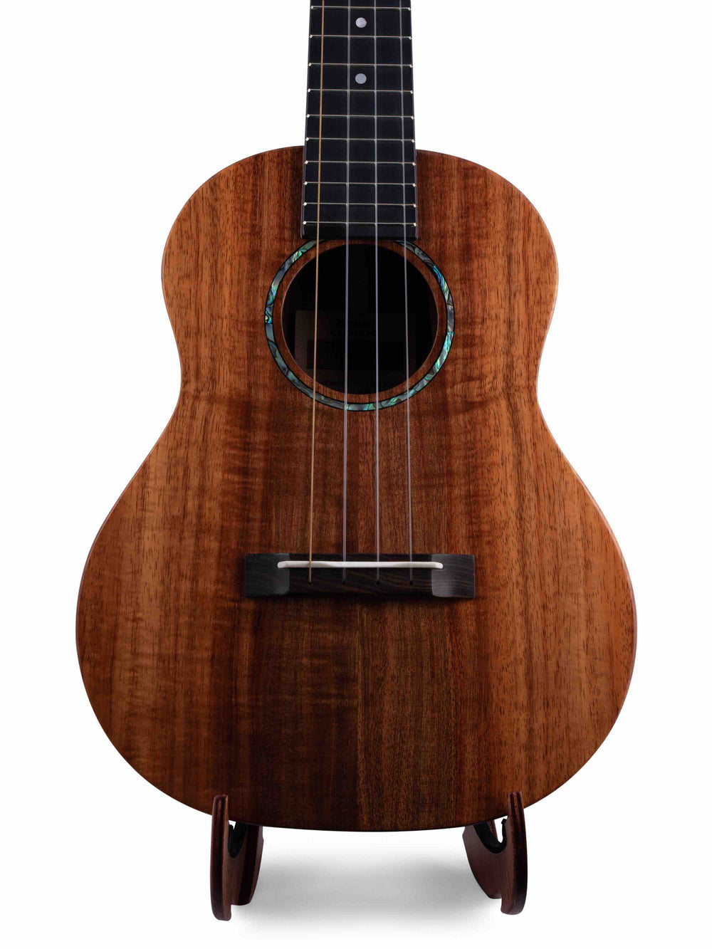 "Romero Creations RC-GT-K Grand Tenor Ukulele Solid Koa ""Spike"""
