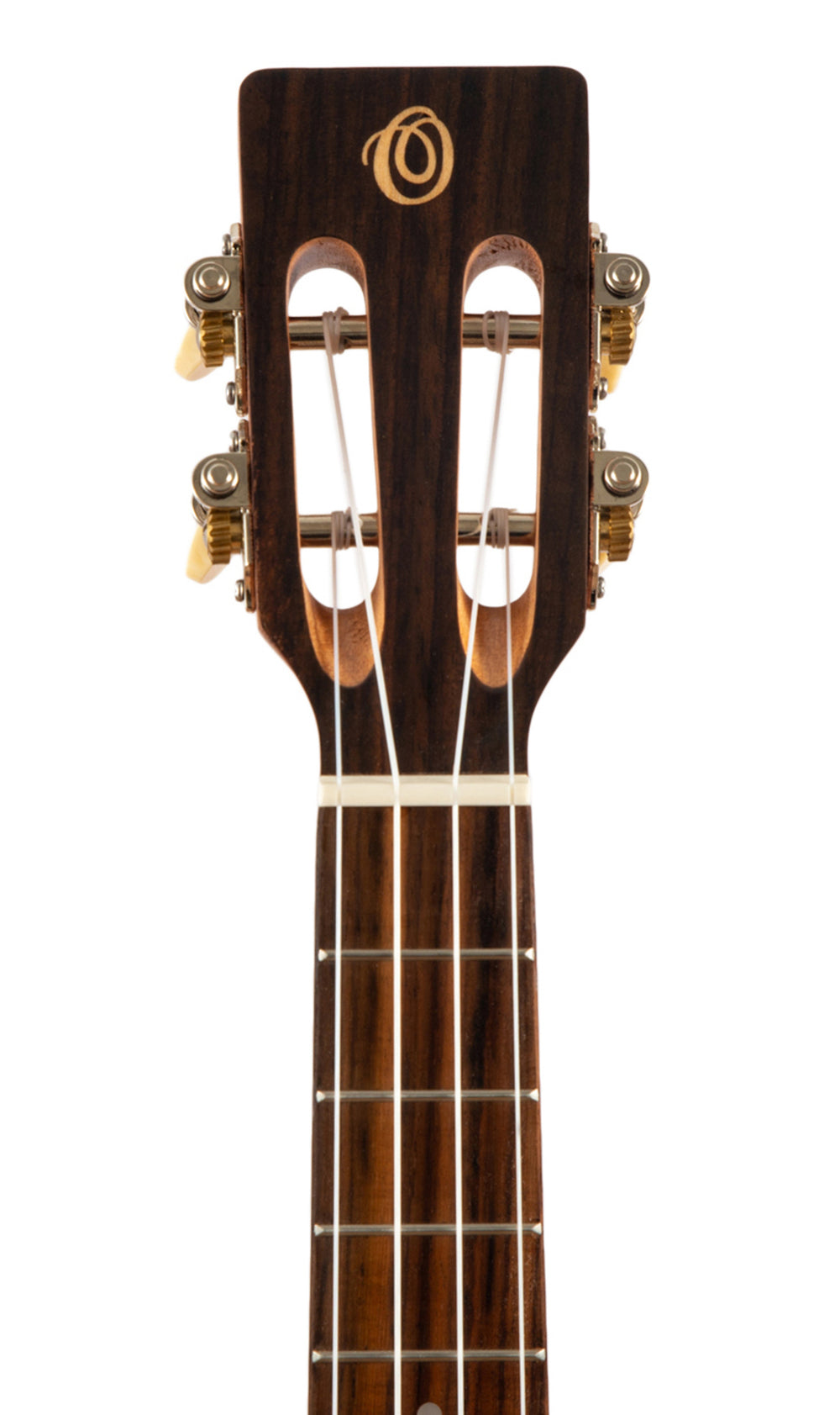 Ohana TK-70R Tenor Ukulele Solid Spruce Top Rosewood Back & Sides (One Strap Buttons Installed)