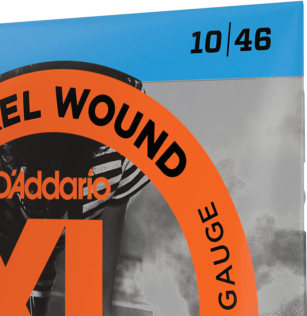 D'Addario XL Nickel Wound regular Light Gauge Guitar Strings (EXL110-10P)