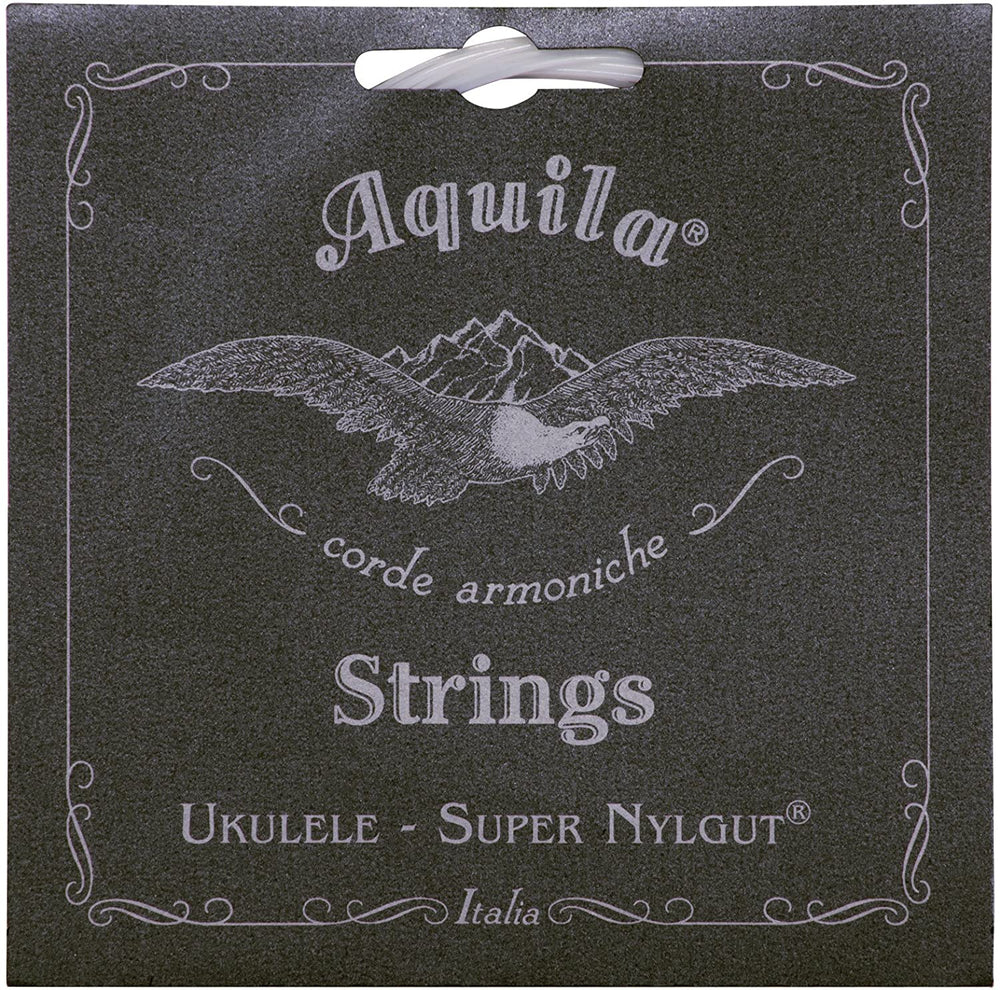 Aquila Super Nylgut Strings for Baritone Ukulele DGBE TUNING