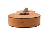 "Cordoba Mini II FMH Travel Size Guitar Flamed Mahogany ""Pamplona"" Tuned E to E"