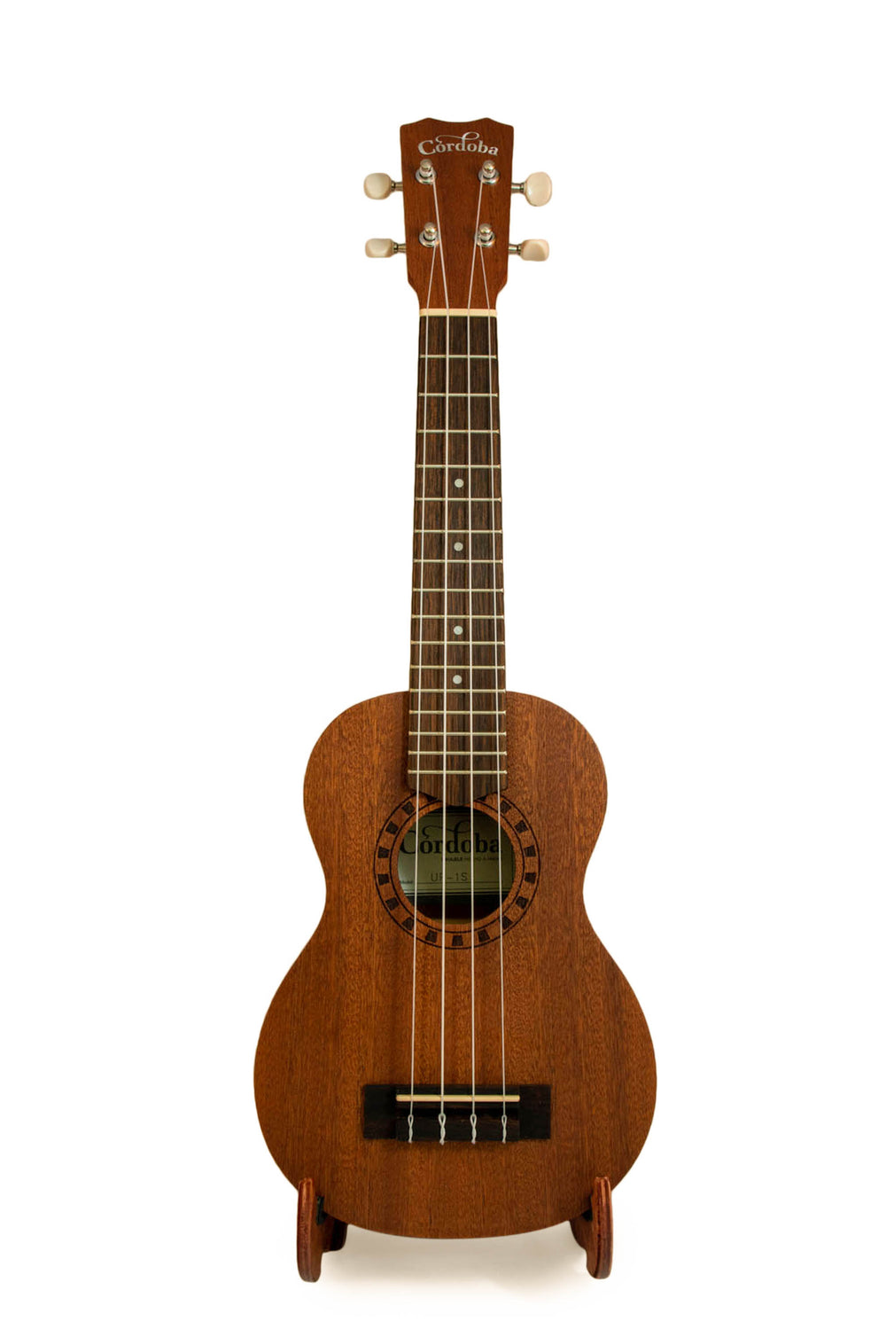 Cordoba UP-1S Soprano Ukulele Player Pack - Perfect For Beginner