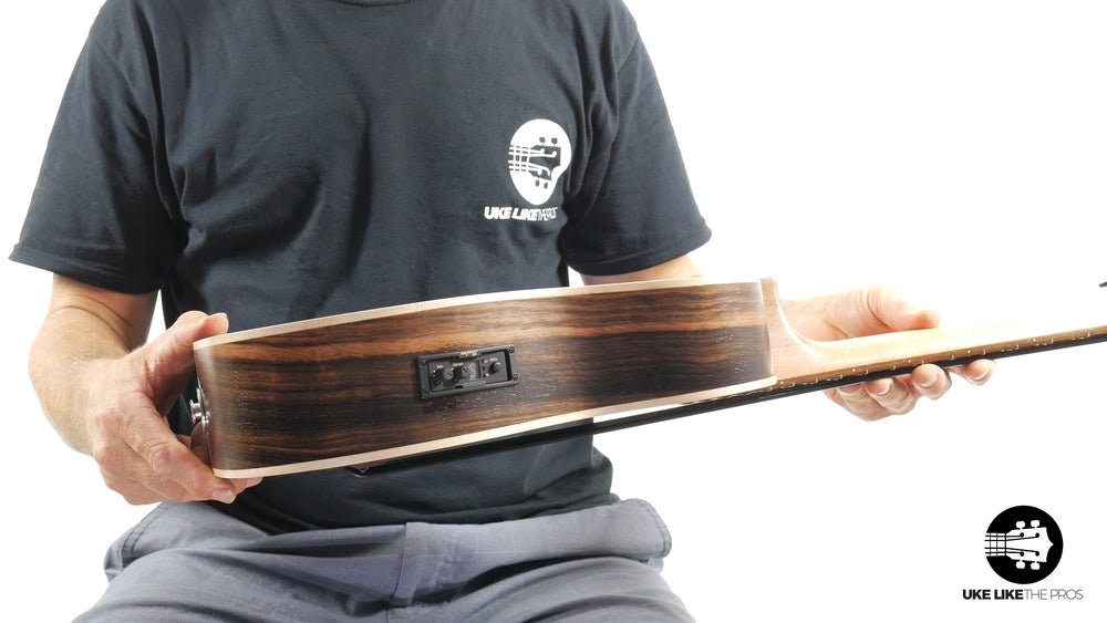 "Kala UBASS-EBY-FS Striped Ebony Ubass ""Nile"""