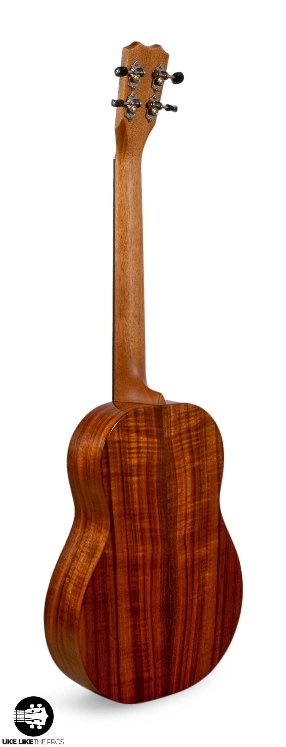 "Kanile'a K-1 B Deluxe Baritone Ukulele Solid Koa ""Kapua"" Made In Hawaii"