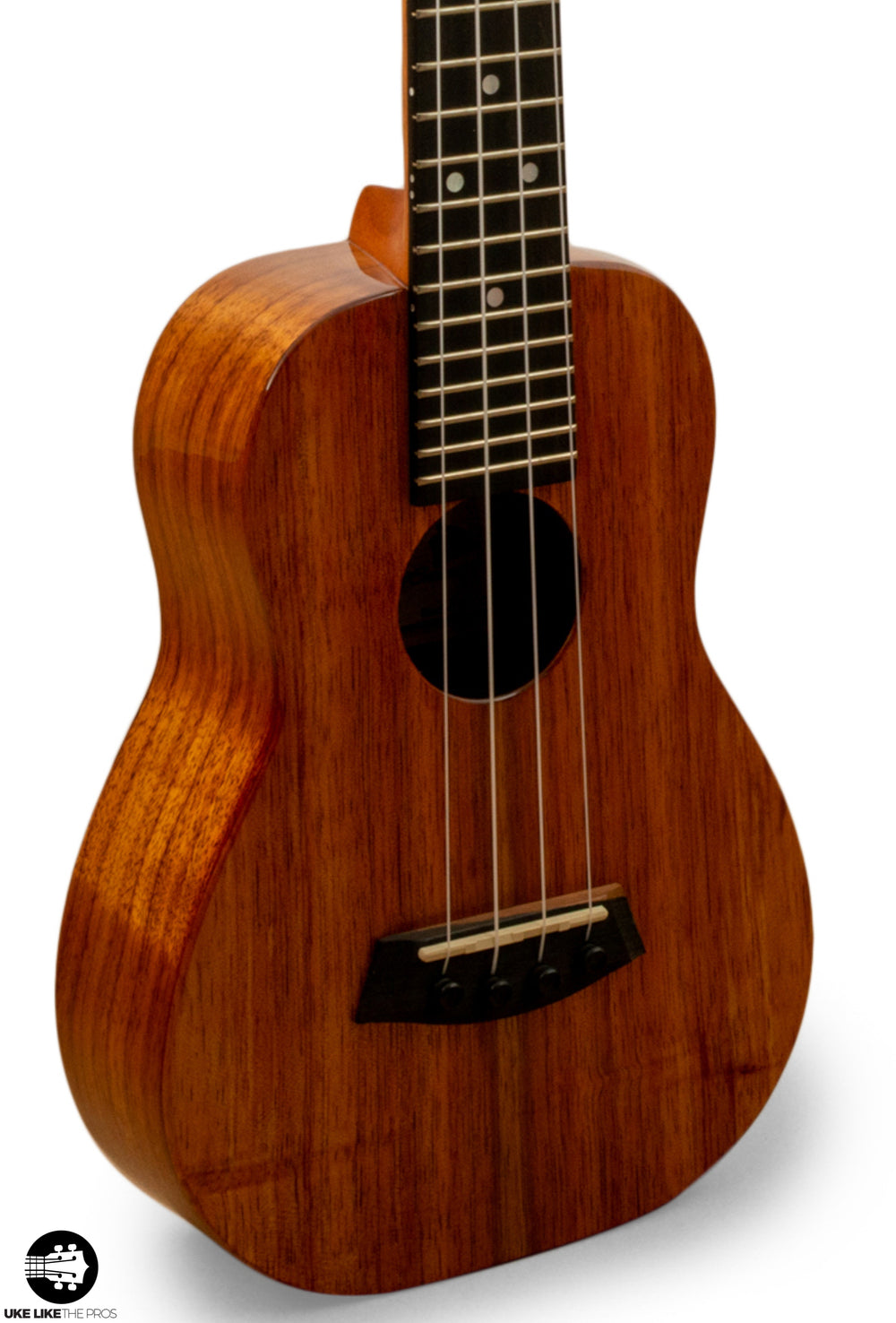 "Kanile'a K-1 C Concert Ukulele Solid Koa ""Ripcurl"" Made in Hawaii"