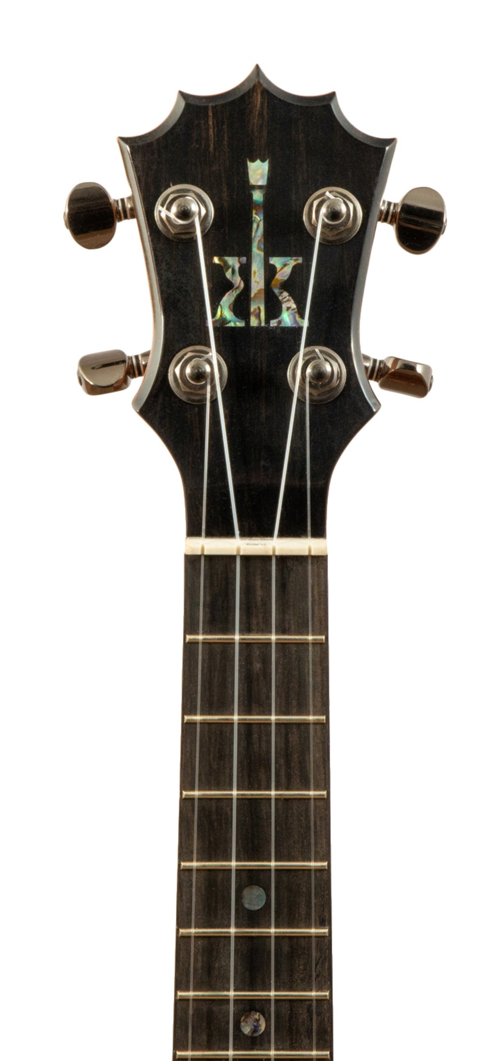 "KoAloha KCM-25 Silver Anniversary Concert Ukulele ""Evanora"" FACTORY SPECIAL"