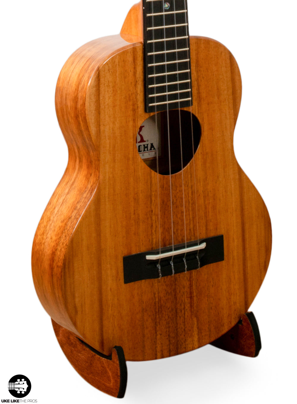 "KoAloha KTM-00 Tenor Ukulele Koa ""Ceres"" Made in Hawaii"