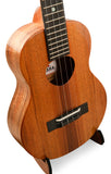 "KoAloha KTM-00 Tenor Ukulele Koa ""Blackbird"" Made in Hawaii"