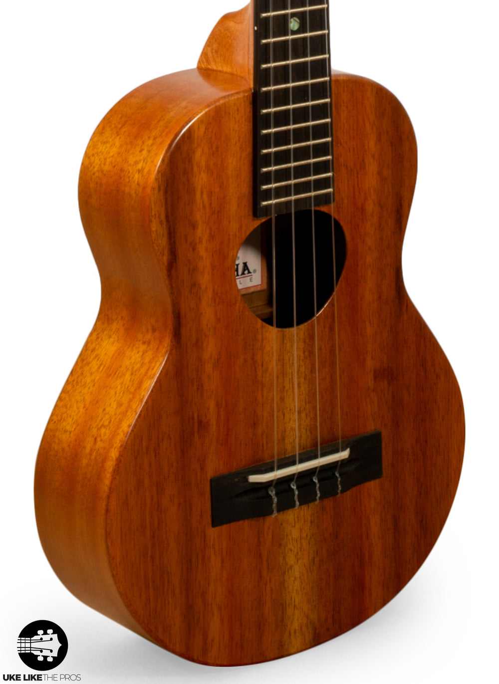 "KoAloha KTM-10 Pikake Tenor Ukulele Koa ""Healani"" Made in Hawaii"