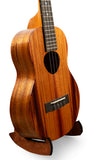 "KoAloha KTM-00 Tenor Ukulele Solid Koa ""Stitches"" WOW LOOK AT THIS ONE"