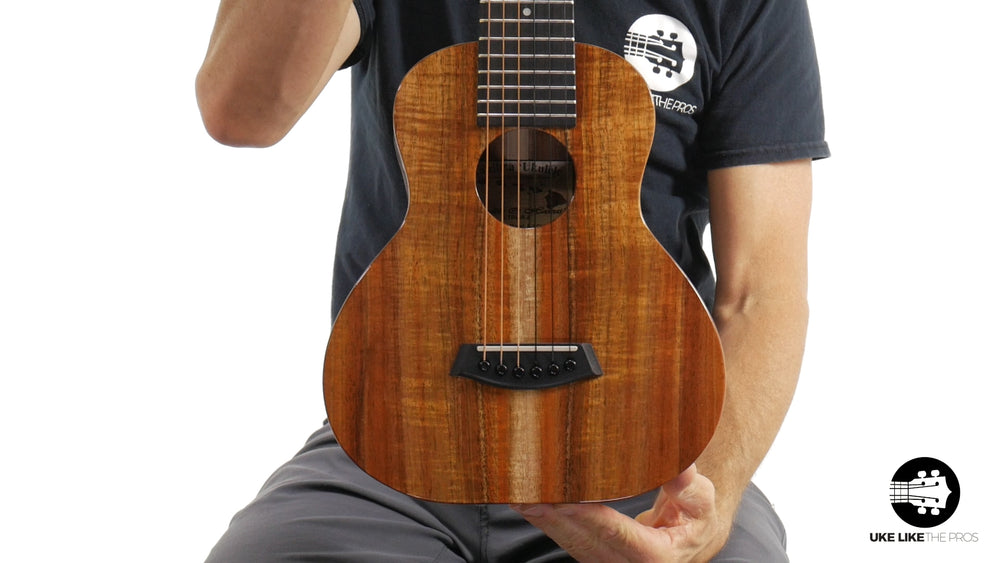 "Kanile'a GL6 Premium Koa 6 String Guitarlele ""The Boss"" Made in Hawaii"