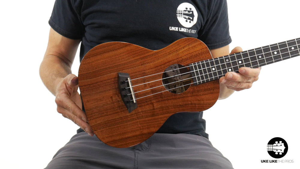 "Kanile'a K-1 Tenor Ukulele Hawaiian Koa ""Night Song"" Made in Hawaii"