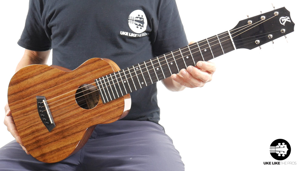 "Kanile'a K-1 GL6 Guitarlele ""Imperial"""