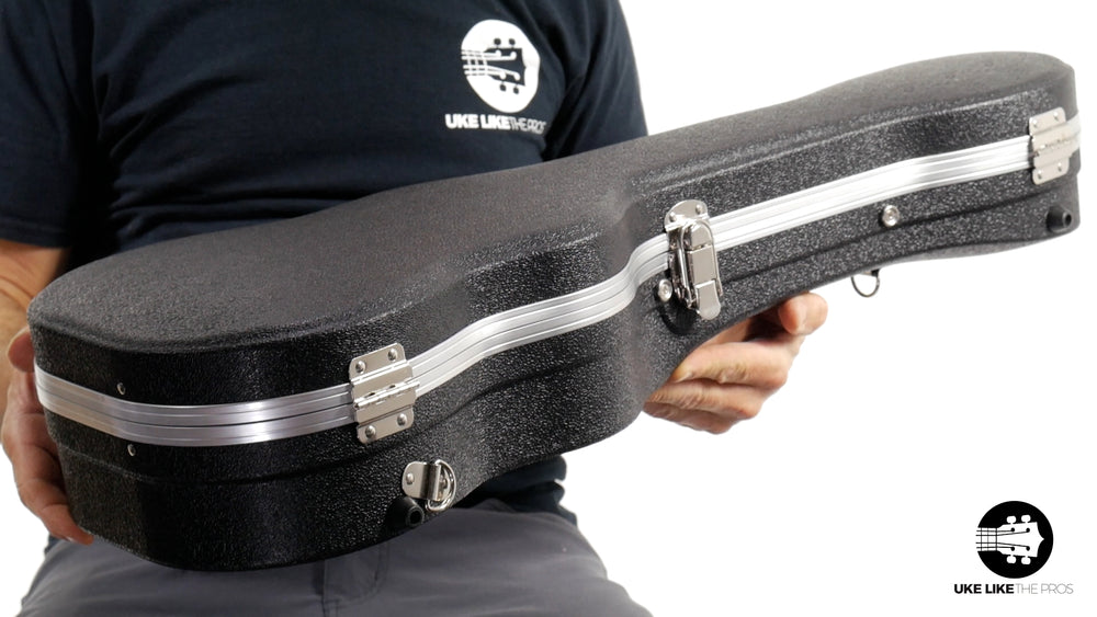 KoAloha ABS Concert Longneck Ukulele Case LAST ONE AVAILABLE