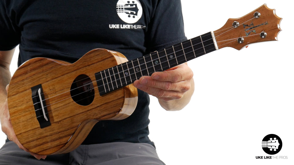 "KoAloha KCM-00 Concert Ukulele Koa ""Dream Maker"" Made in Hawaii"