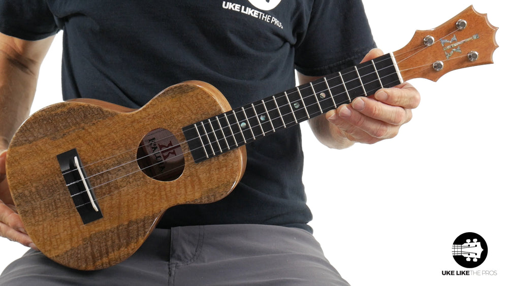 "KoAloha Mango Concert Ukulele KCM-00MG ""St. Lucia"" Made in Hawaii"