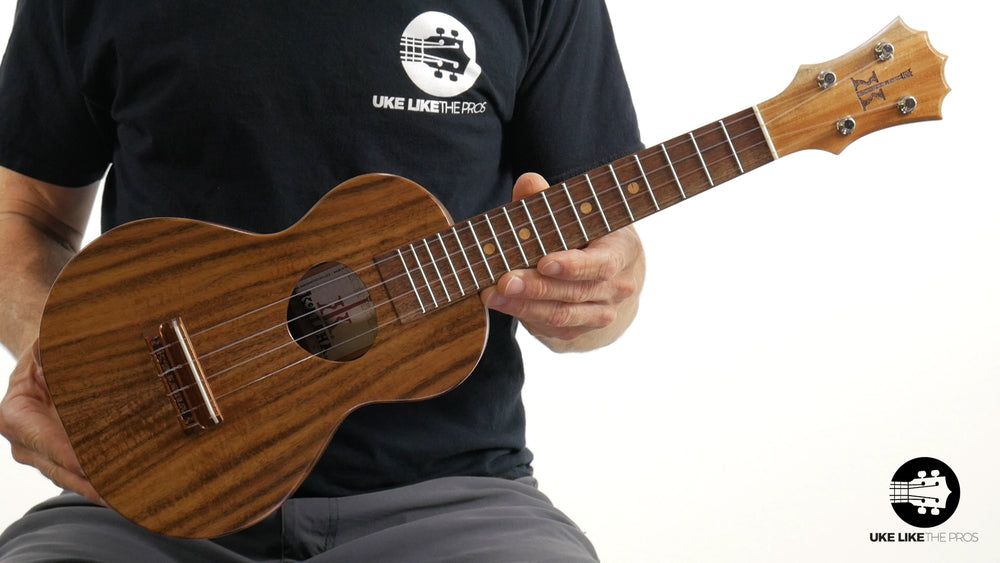 "KoAloha KCO-10 Concert Ukulele Opio Solid Acacia ""Monsoon"" BEST SELLER"