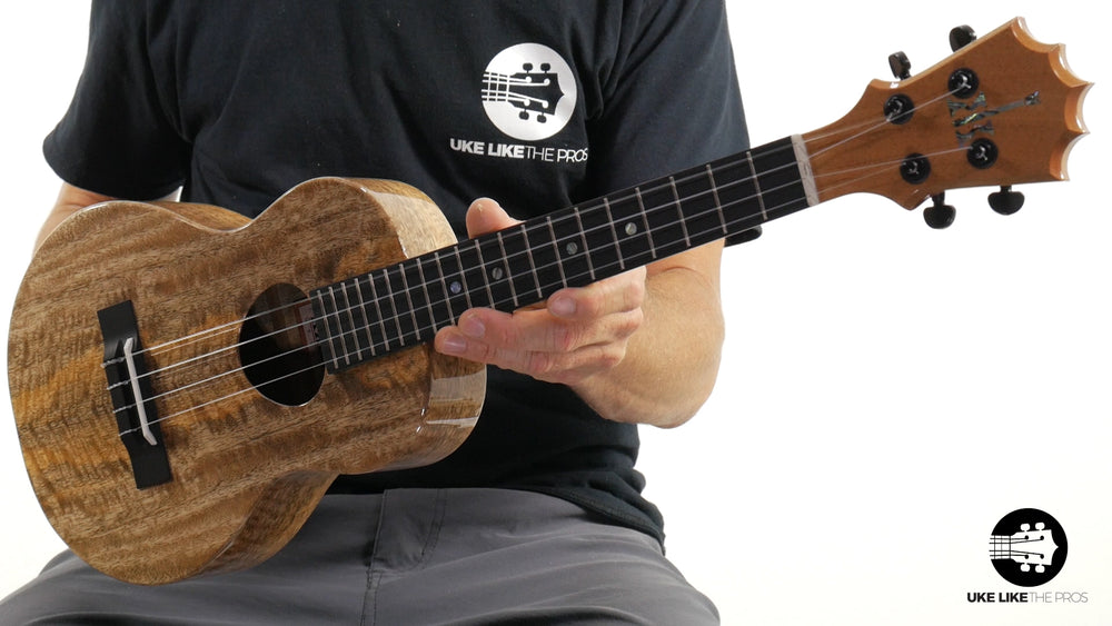 "KoAloha Mango Tenor Ukulele KTM-00MG ""Iroquois"" Made in Hawaii"