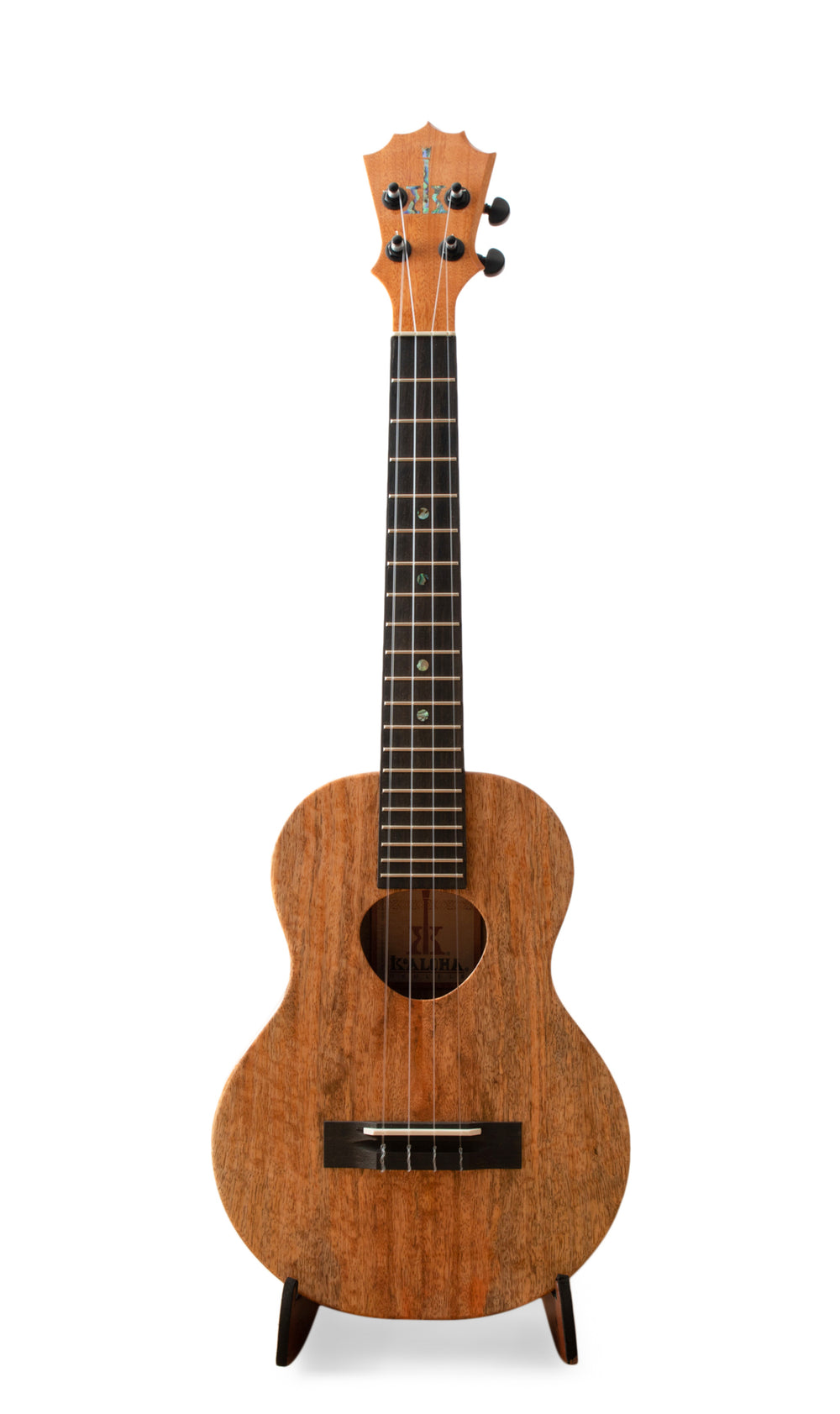 "KoAloha Mango Tenor Ukulele KTM-00MG ""Backdraft"" Made in Hawaii"